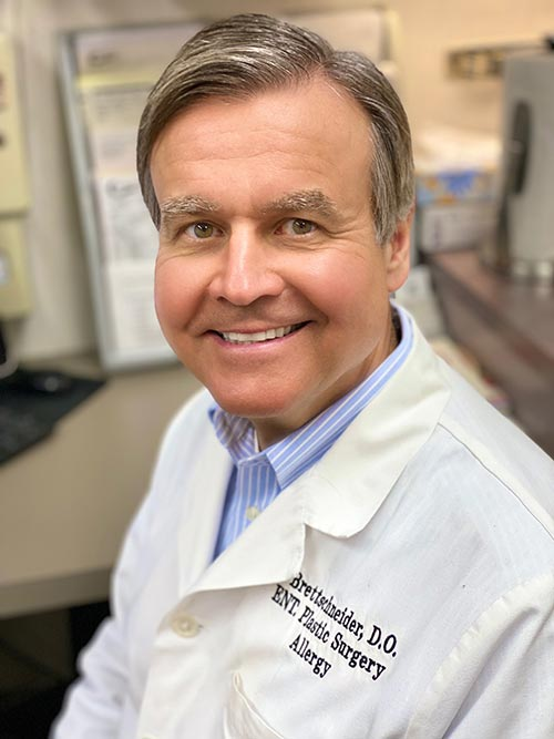 Dr Frank Brettschneider ENT Physician